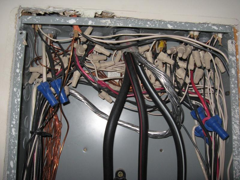 electrical code violations