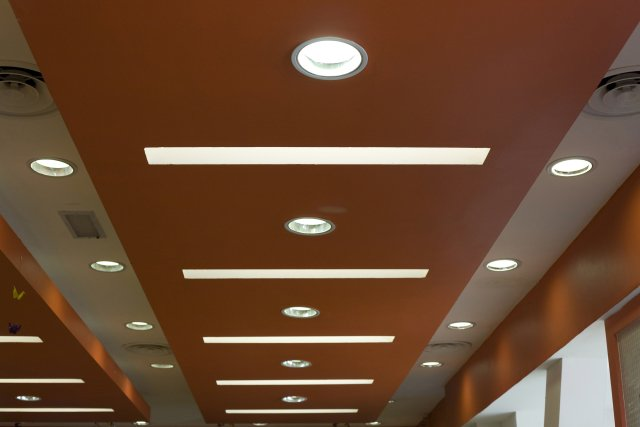 Commercial LED Retrofit Lighting