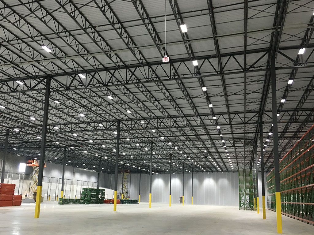 Office and Warehouse Lighting